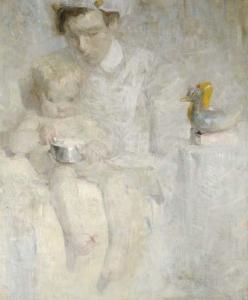 Julia Beatrice How, Feeding Time