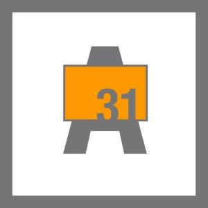 31 square