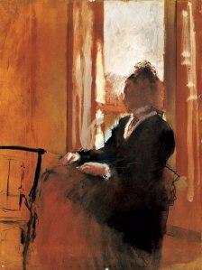 Degas, Woman at a Window