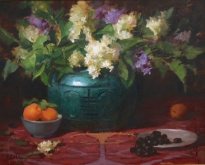 Lilacs and Apricots 16_20