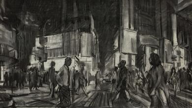 Crosswalk TImes Square