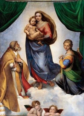 The Sistine Chapel Madonna