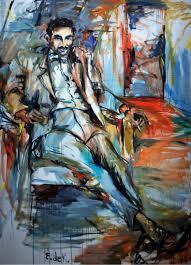 Harold Rosenberg, Art Critic