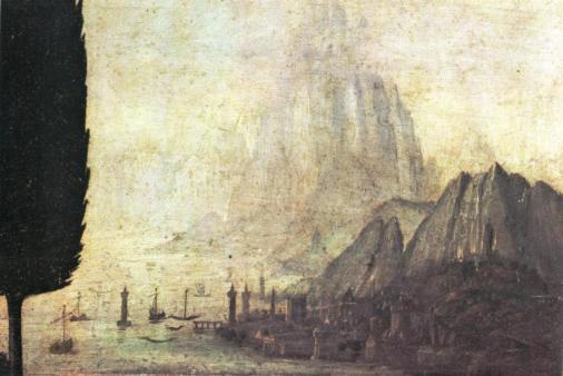 detailleonardo-annunciation-landscape