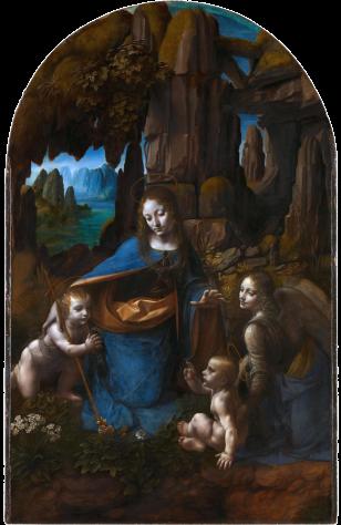 Leonardo da Vinci, Virgin of the Rocks