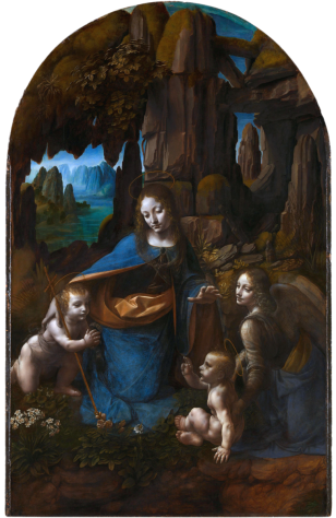 Leonardo da Vinci, Virgin of the Rocks
