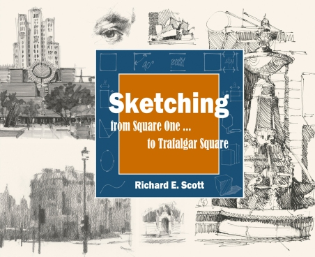 Richard E. Scott's book on daily drawing for artists