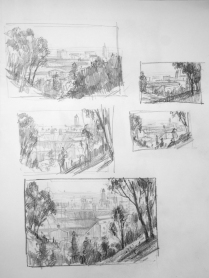 Elysian Sketches