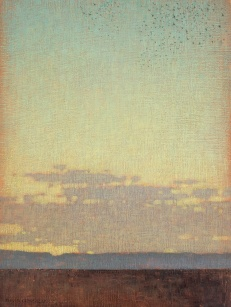 Evening Flight, 24x18 inches, Oil on Linen Panel, small