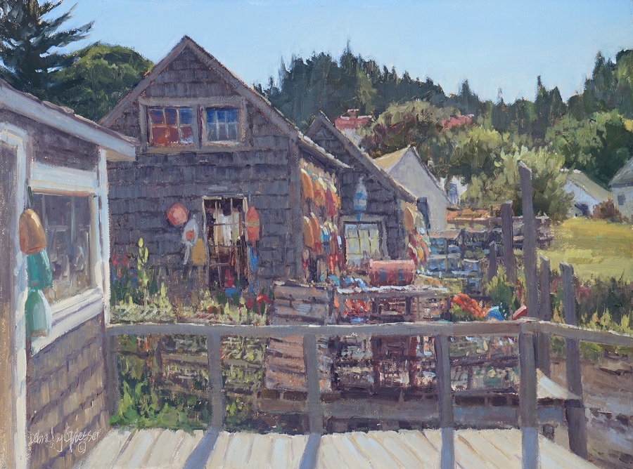 gone-to-check-the-lobstahs-9x12-oil-linen-panel-med-res